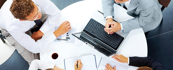 people from management consulting firms