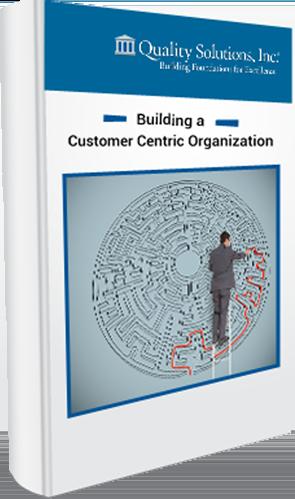Ebook: Building a Customer Centric Organization