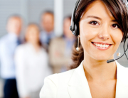 customer service survey call center rep